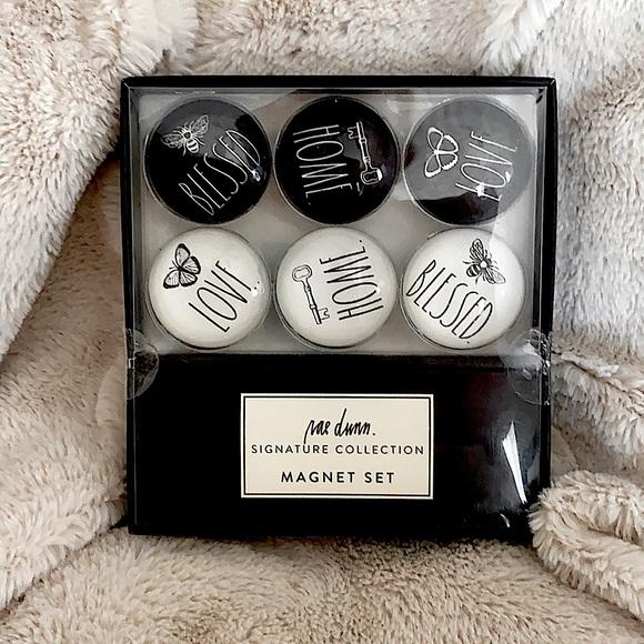 🧲 Rae Dunn Magnet Set